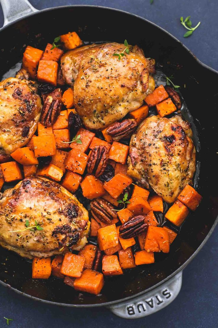 Oven Roasted Chicken Thighs America S Test Kitchen
