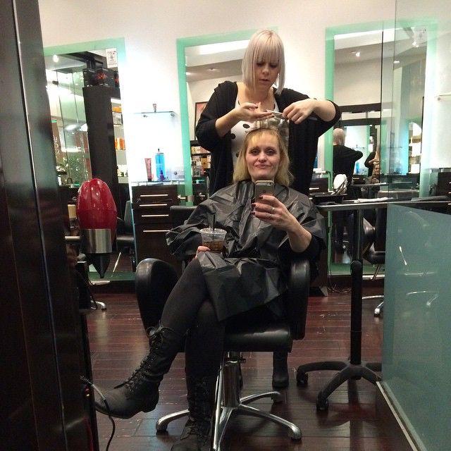 Carlton hair salon fashion valley 77