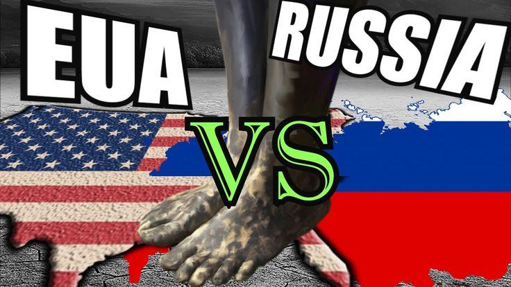 TERCEIRA GUERRA MUNDIAL É EUA VS RUSSIA ? PT 3 - 3