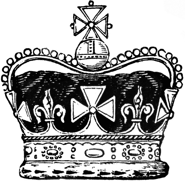 Crown Tattoo Line Drawing : Best crown drawings tattoos images on pinterest
