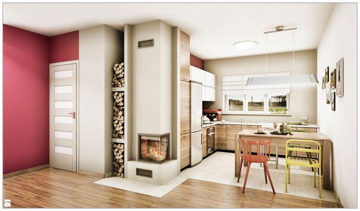 projekt kuchni || Cat Inside Projektowanie Wnętrz - zdjęcie od Cat Inside Projektowanie Wnętrz - Kuchnia - Styl Klasyczny - Cat Inside Projektowanie Wnętrz