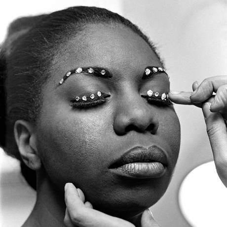 In What Happened, Miss Simone? we see audio interviews recorded over three decades in which Nina Simone discusses her life story (Film still from the movie What Happened to Miss Simone/downloaded from Imagenet/Photographer Alfred Wertheimer)