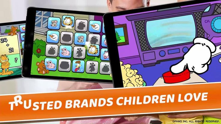 Rooplay feature trusted brands children love!