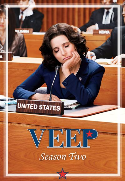 VEEP SEASON 2.   http://highlandpark.bibliocommons.com/search?t=smart&search_category=keyword&q=veep+second&commit=Search