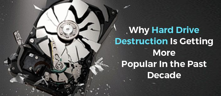 Why Hard Drive Destruction Is Getting More Popular In the Past Decade  #HardDriveDestruction #DataDestruction #DataDestructionServices  #ComputerRecyclingLondon #ComputerRecyclingBirmingham #ComputerRecyclingBristol #ComputerRecyclingNottingham