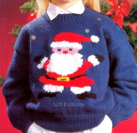 21 Best Christmas Knitting Images On Pinterest Christmas Knitting