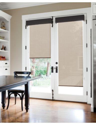 Solar Shades And Cornice Homedecor Interiors Window French Door