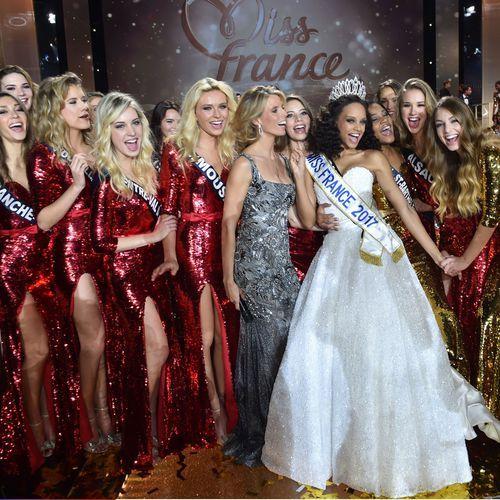 Amir, 6e à l'Eurovision 2016, tente un rapprochement avec la Miss France 2017 Alicia Aylies
