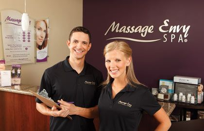 Massage Envy Spa - Bluffton