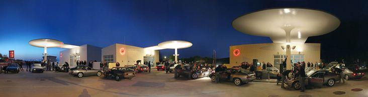 Martin Liebscher: Tankstelle