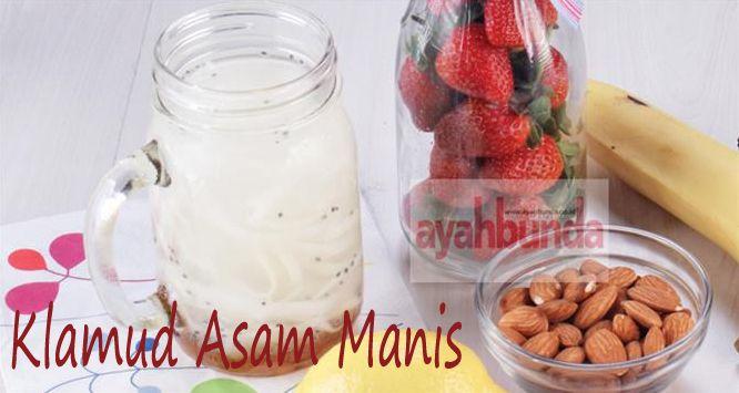 Klamud Asam Manis :: Klik link di atas untuk mengetahui resep klamud asam manis