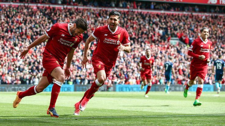 Adam Lallana's latest fashion faux pas as Liverpool ace shows off denim shorts