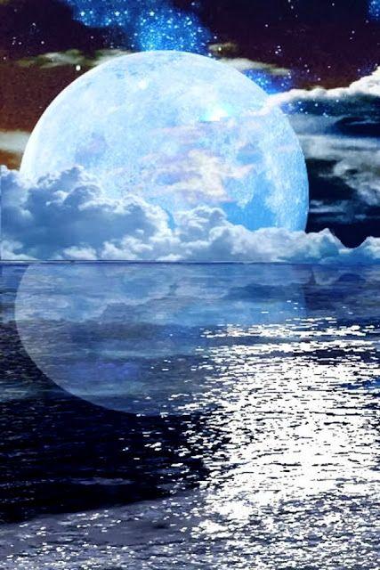 Moon:  Beautiful #Moon.