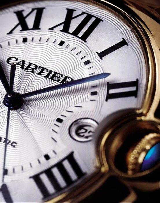 Ballon Bleu watch by Cartier