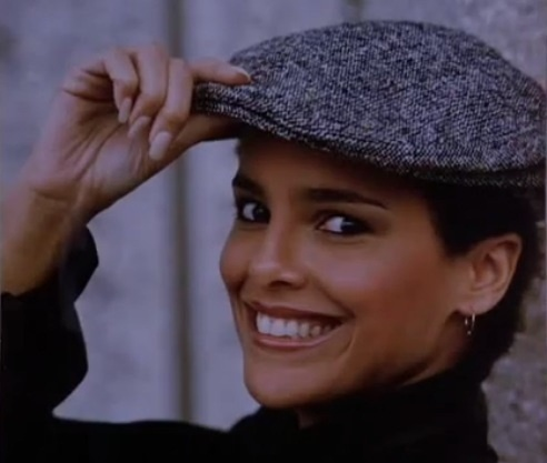 great smile from Shari Belafonte