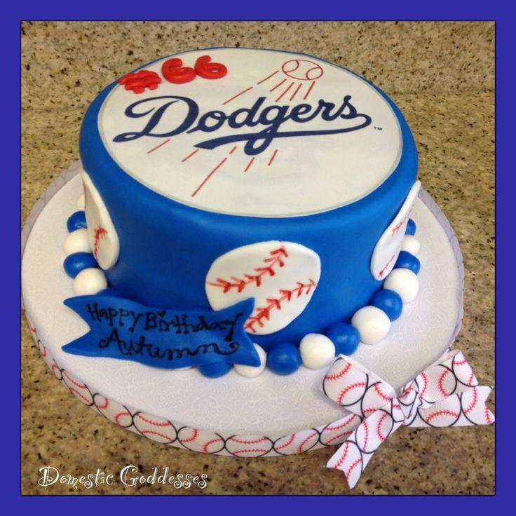 Best 25 Dodgers cake ideas on Pinterest Dodgers rockies Cap