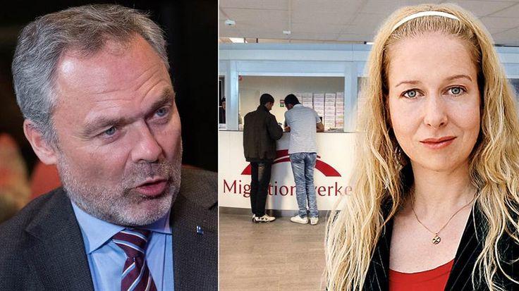 Sverige bär ett tungt moraliskt ansvar för att ha lockat hit tiotusentals unga afghaner genom vår vidlyftiga retorik. Men det går inte att ha en ordning dä