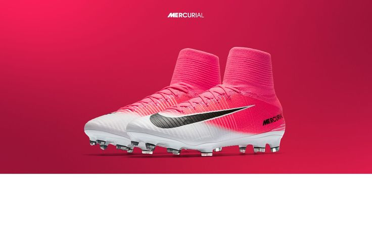 En todo el mundo Dedicación carne de vaca  Resultado de imagen para botines nike botitas mercurial rosas con blanco |  Zapatos de fútbol, Nike, Botines