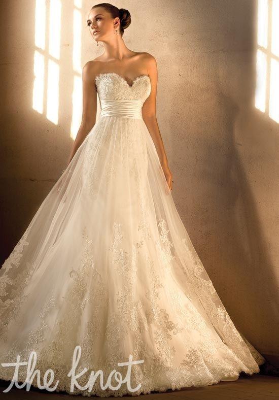 Gorgeous, soft, fairy tale inspired wedding dress.