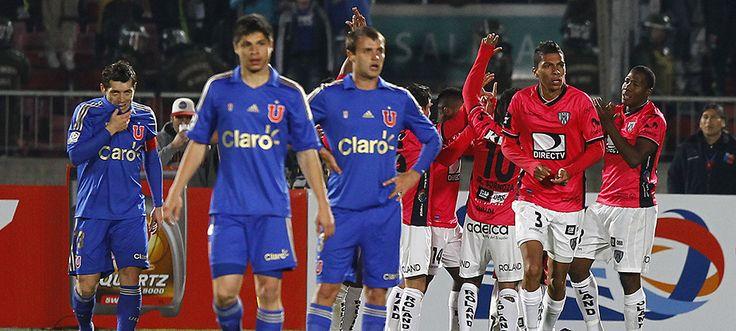 Universidad de Chile no pudo sacar ventajas contra Independiente del Valle [FOTOS Y VIDEOS]