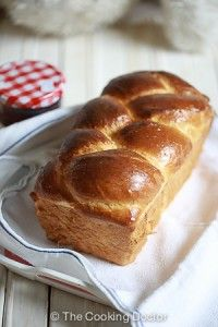 French Brioche - The Cooking Doctor
