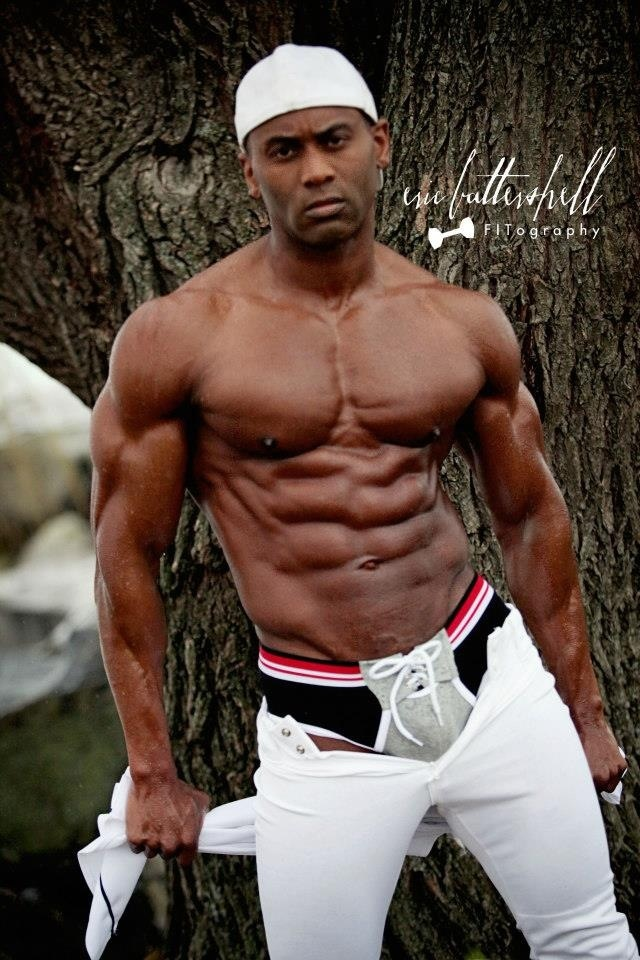 Ifbb Pro Michael Anderson in Timoteo Club House Lace Up