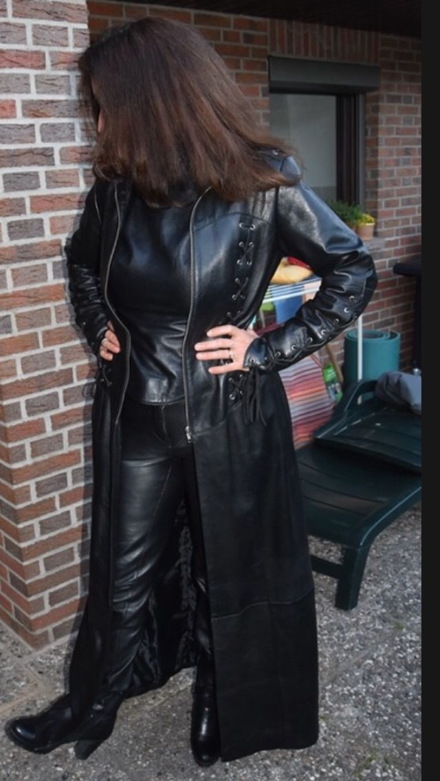 743 Best Mature In Leather Images On Pinterest  Bikers -6081