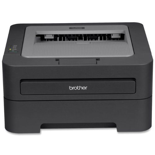 Brother HL2240D Monochrome Printer by Brother. $83.59. From the Manufacturer                      Produce professional two-sided documents with automatic duplex printing (View Larger.)  Easy to install, high-yield toner cartridgeis available for low cost output     Stylish design fits in small office environments (View Larger.)  Adjustable, 250-sheet capacity paper tray Compact Laser Printer with Duplex Printing The Brother HL-2240D monochrome laser printer is ...