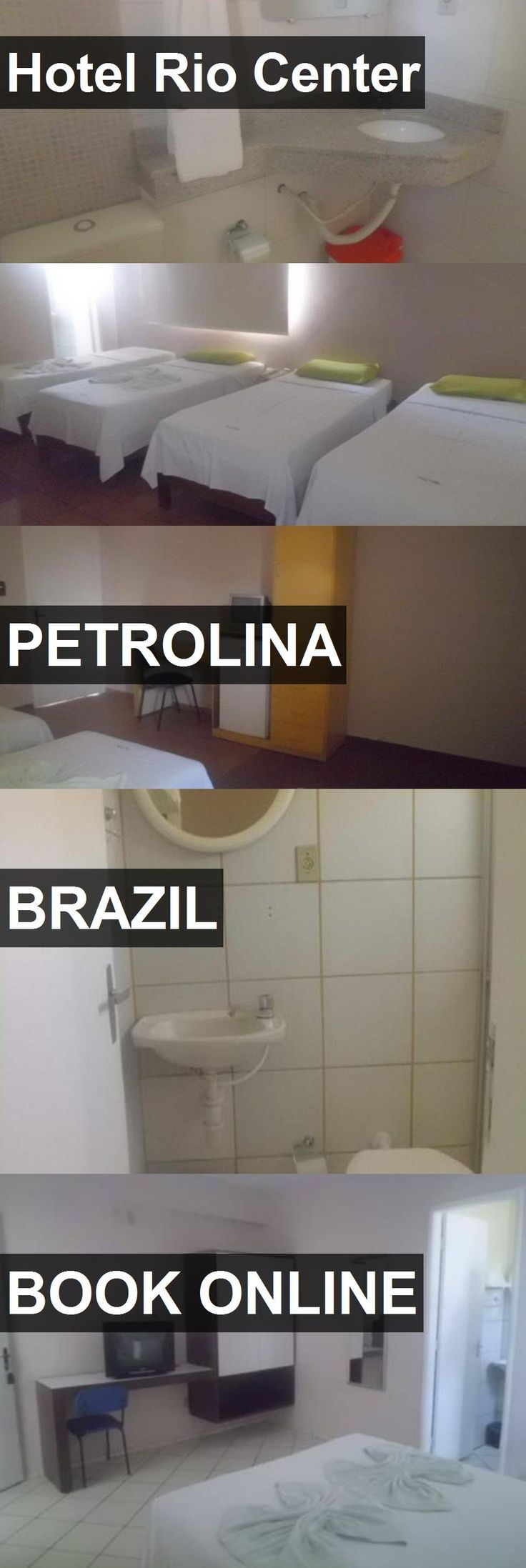 Hotel Hotel Rio Center in Petrolina, Brazil. For more information, photos, reviews and best prices please follow the link. #Brazil #Petrolina #HotelRioCenter #hotel #travel #vacation