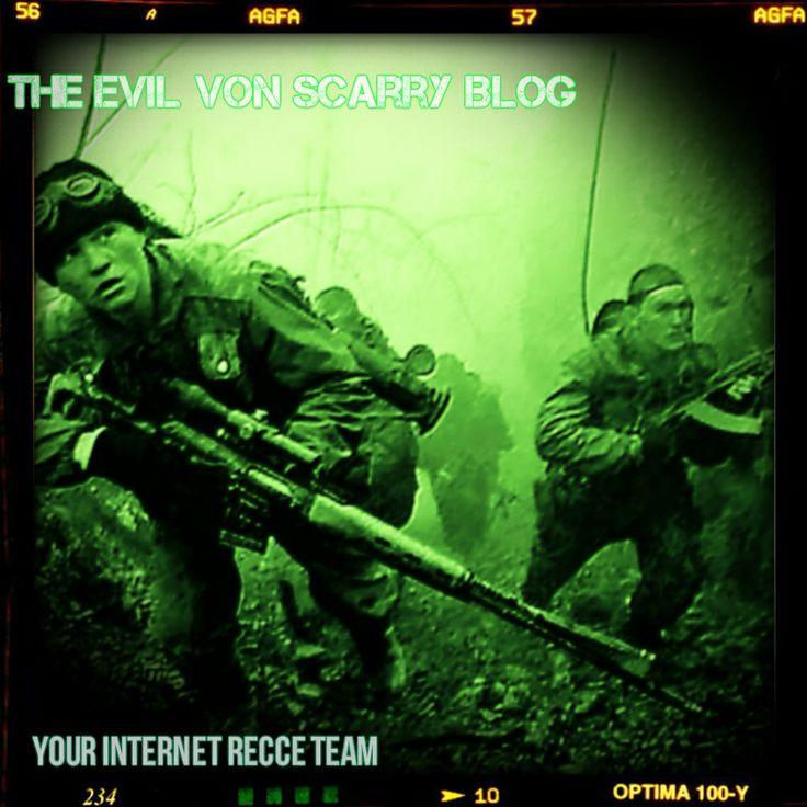 EvS Blog ad