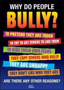 Bullying Poster Set                                                                                                                                                      More