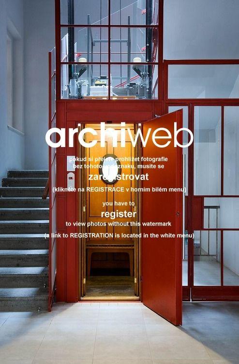 archiweb.cz - Rekonstrukce činžovního domu Matoušova 12