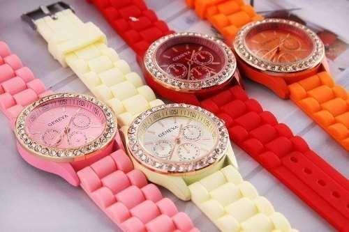 Relojes Geneva Al Mayor Y Detal