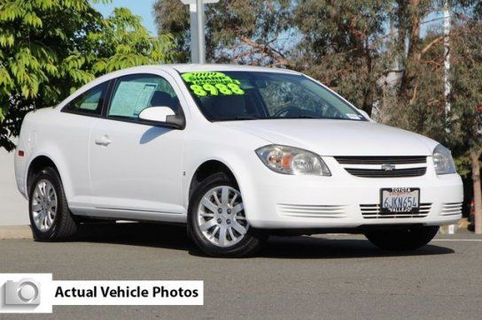 Coupe, 2009 Chevrolet Cobalt LT Coupe with 2 Door in Vallejo, CA (94591)