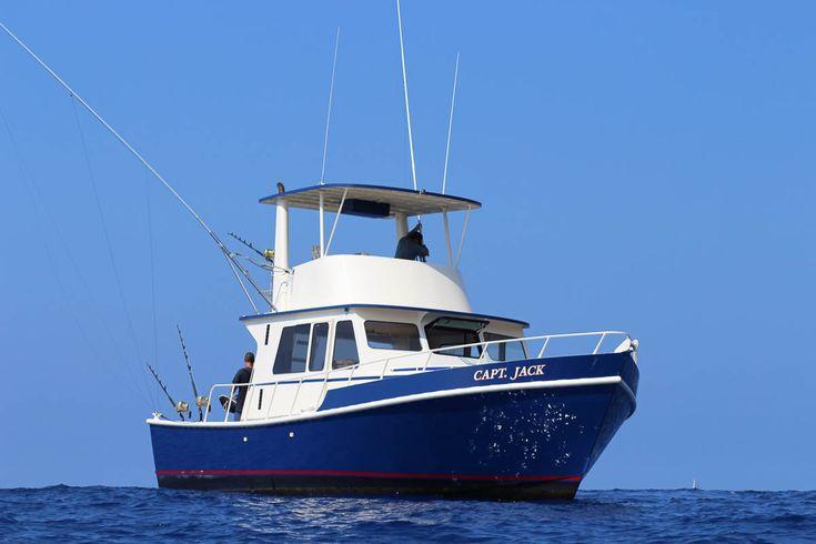 Charter Private Sport Fishing Vessel