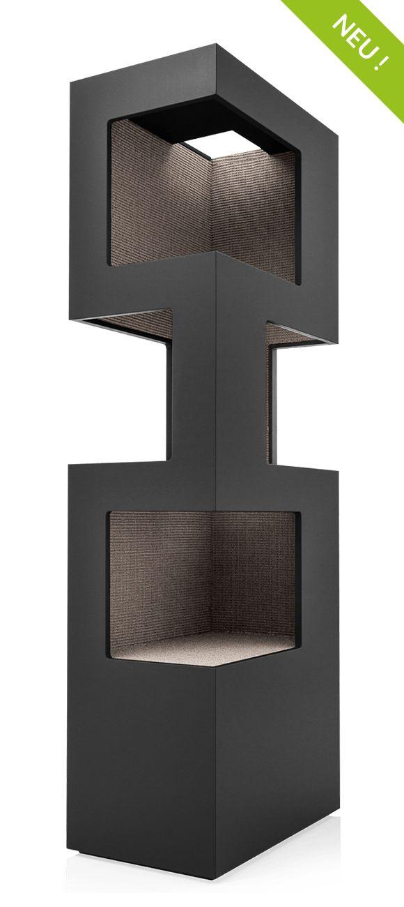 die besten 25 katzenm bel ideen auf pinterest katzen wand kratzb ume und katzen wandregale. Black Bedroom Furniture Sets. Home Design Ideas