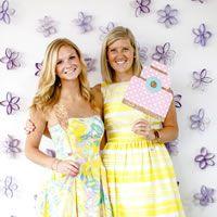 DIY Photo Backdrop: Party Streamers - WeddingWire.com