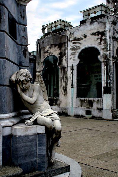 Cementerio de la Recoleta - Argentina