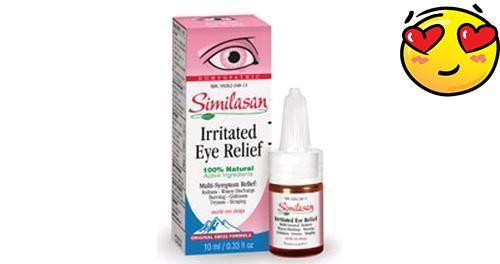 #vision Multi-Symptom Relief: Redness, Watery Discharge, Burning, Grittiness, Dryness, StingingHelp soothe discomfort with Similasans #Irritated Eye Relief multi...
