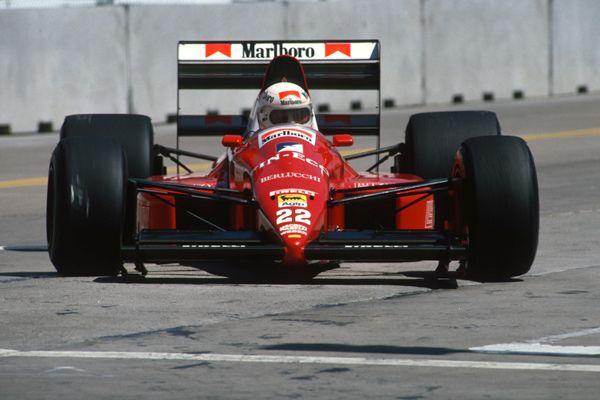 MCZ F1: BMS Scuderia Italia  |Bms Scuderia Italia