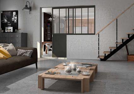 une verri re pour s parer 2 pi ces rien de plus facile gr ce la verri re aluminium duo loft. Black Bedroom Furniture Sets. Home Design Ideas