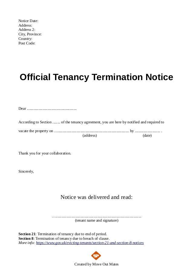 25+ unique Official letter sample ideas on Pinterest Official - sample service termination letter