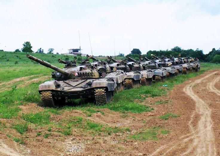 Pansarvagnar förändrade modern krigföring