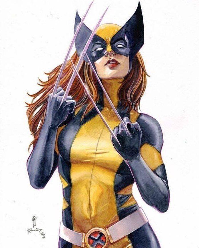 Wolverine by Garrie Gastonny | X-23