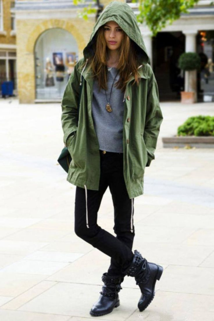 Amazing 40 Gorgeous Rainy Outfit Ideas for Work