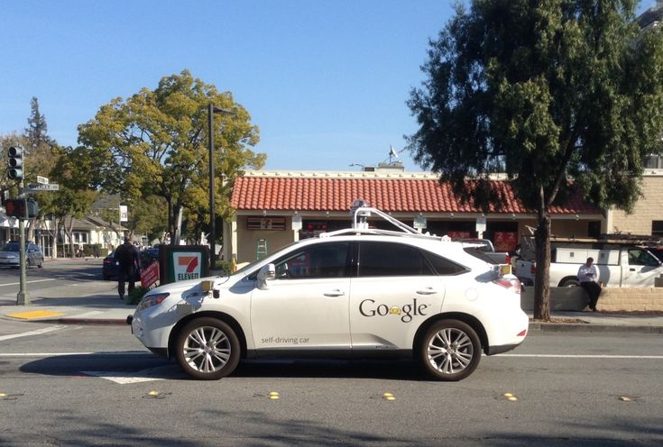 Google accepts some blame for self-driving crash