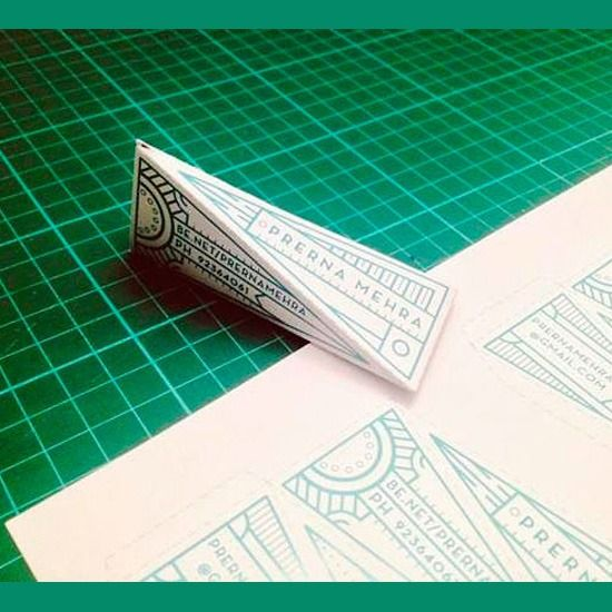 25 unique and innovating business card designs