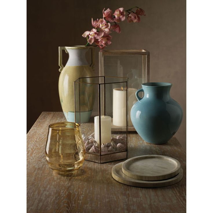 Accent your home with our many accessories! Armchairmuse.com is your go to for everything stylish. Decor, vases, candleholders, trays