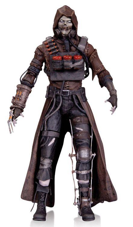 Batman Arkham Knight Scarecrow