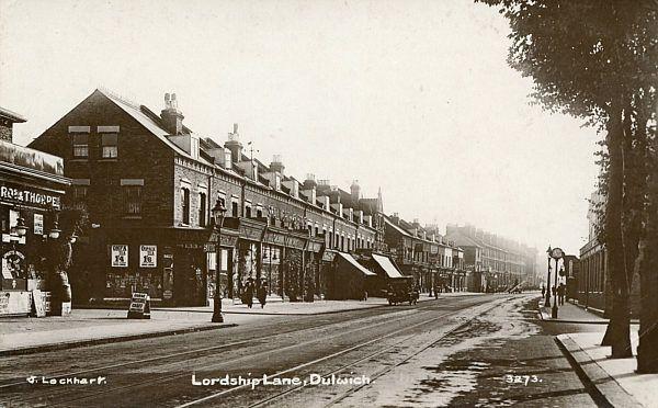 Lordship Lane, Dulwich